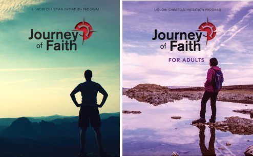 Journey of Faith Discussion Guide Covers